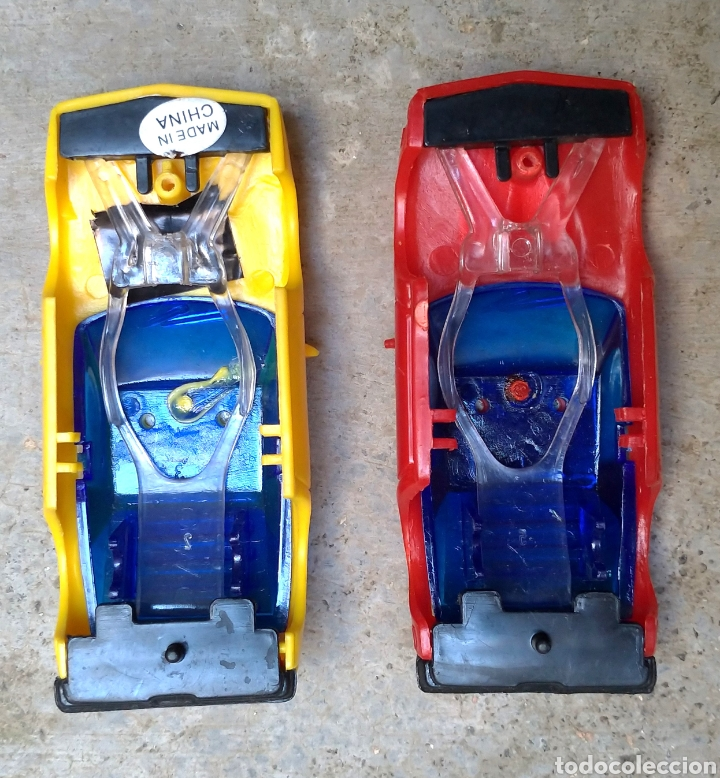 Slot Cars: Circuito Turbo Racing no Scalextric - Foto 4 - 253255665