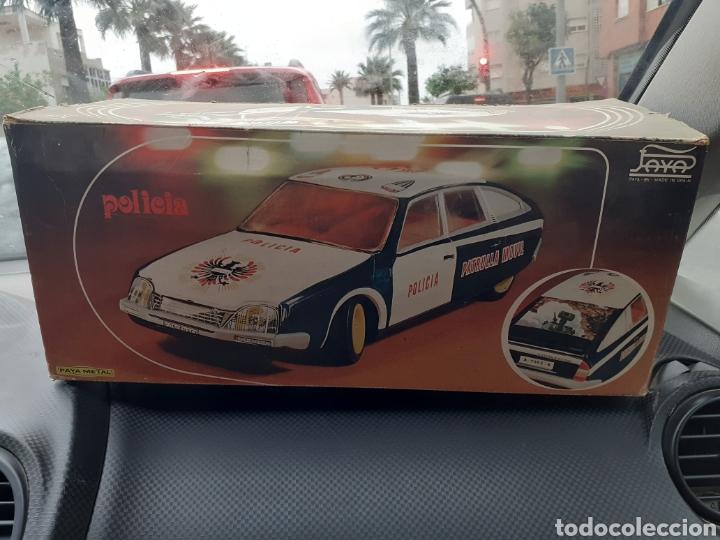 COCHE PAYA (Juguetes - Slot Cars - Magic Cars y Otros)
