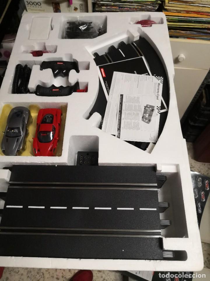 Slot Cars: Pista circuito súper cars carrera evolution - Foto 3 - 234724575