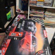 Slot Cars: PISTA CIRCUITO SÚPER CARS CARRERA EVOLUTION. Lote 234724575