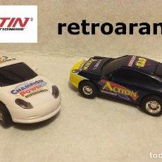 Slot Cars: SCALEXTRIC ARTIN - COCHES . MUY BUEN ESTADO.. Lote 257319140
