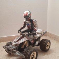 Slot Cars: ATV RIDER DE MAJORETT , 34 CM. Lote 257508860