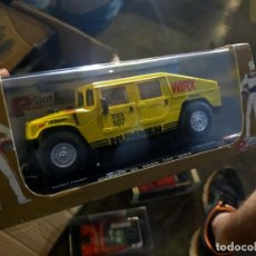 Slot Cars: ANTIGUO COCHE POWER SLOT HUMMER H1 HARD TOP WIRX. Lote 257552870
