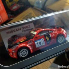 Slot Cars: ANTIGUO COCHE POWER SLOT NISSAN 350Z RALLY SCALEXTRIC SCX. Lote 257554085