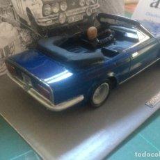 Slot Cars: SEAT 124 SPORT 160 CABRIO SERRA. Lote 258939670