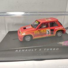 Slot Cars: SPIRIT RENAULT 5 TURBO MOMO CUP M. SIGALA REF. 0500607. Lote 270352218