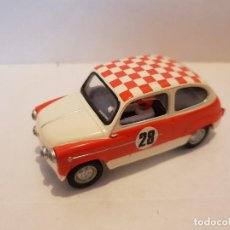 Slot Cars: SCALEXTRIC SEAT 600. Lote 261009570