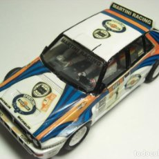 Slot Cars: SLOT. LANCIA DELTA INTEGRALE. MARTINI 92 - MONTECARLO 92. Lote 260568980