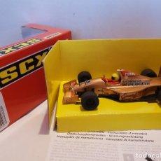 Slot Cars: SCALEXTRIC JORDAN PEUGEOT F-1 REF.-83220.20. Lote 261256425