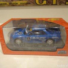 Slot Cars: SLOT.IT NISSAN SKYLINE GT-R. WINNER JTC 1993. HOSHINO - KAGEVAMA. REF. CA47B. Lote 261613860