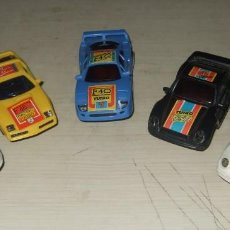 Slot Cars: COCHE PARA PISTA DE SCALEXTRIC ESCALA 1/43 TURBO Y RACING TURBO. Lote 262366650