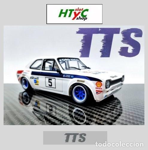 TTS FORD ESCORT MK1 #5 BRITISH AIRWAYS TTS-031 (Juguetes - Slot Cars - Magic Cars y Otros)