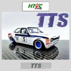 Slot Cars: TTS FORD ESCORT MK1 #5 BRITISH AIRWAYS TTS-031. Lote 264843904