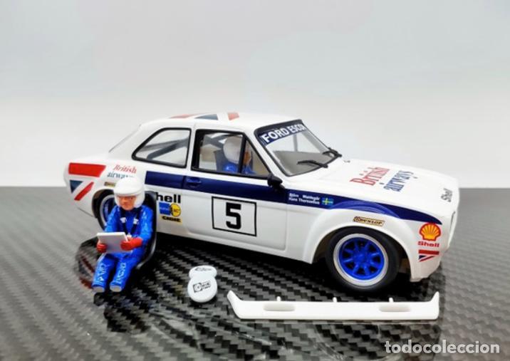 Slot Cars: TTS FORD ESCORT MK1 #5 BRITISH AIRWAYS TTS-031 - Foto 3 - 264843904