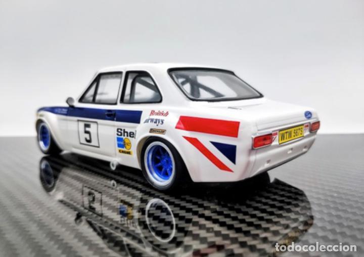 Slot Cars: TTS FORD ESCORT MK1 #5 BRITISH AIRWAYS TTS-031 - Foto 5 - 264843904