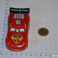 Slot Cars: CARRERA GO!!! / ESCALA 1:43 / RAYO MCQUEEN - ICE RACERS - CARS 2 - DISNEY/PIXAR ¡BUEN ESTADO!. Lote 266937234