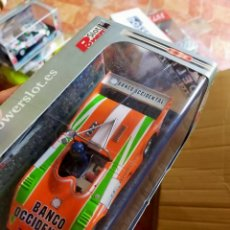 Slot Cars: ANTIGUO COCHDE BARCHETTA RALLY SLOT MONOPLAZA CIRCUITO LOLA T298 POWER SLOT SCALEXTRIC SCX. Lote 267336829