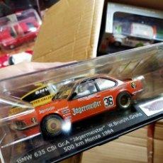 Slot Cars: ANTIGUO COCHE DE SLOT BMW 635 CSI SPIRIT - JAGERMEIFTER - MONZA 1984 - SCALEXTRIC SCX. Lote 267341579