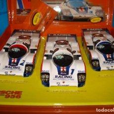 Slot Cars: SLOT.IT SICW02 BOX PORSCHE 956 LE MANS WINNERS COLLECTION EDICIÓN LIMITADA NUEVO. Lote 267512749