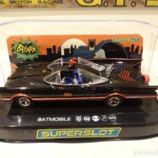 Slot Cars: SUPERSLOT. BATMOBILE 1966 TV SERIES. REF. H4175. Lote 268572764