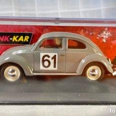 Slot Cars: PINK KAR VW BEETLE RALLY MONTECARLO REF. CV 019. Lote 269172283
