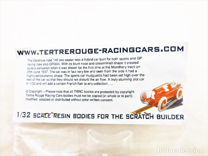 Slot Cars: Slot resina de TRRC Delahaye 145 Le Mans 1:32 - Foto 6 - 270120893