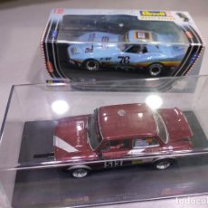 Slot Cars: COCHES REVELL EN SU CAJA SCALEXTRIC. Lote 270454373