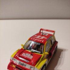Slot Cars: SCALEXTRIC MARCA MSC AUSTIN METRO. Lote 270655048