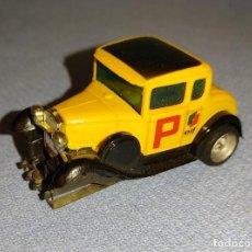 Slot Cars: PRECIOSO Y DIFICIL COCHE FORD 1928 MODEL A COUPE AURORA A/FX SLOT BLACK ROOF. Lote 270877623