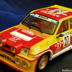 Slot Cars: RENAULT 5 COPA TURBO SCALEXTRIC. Lote 270916738