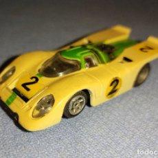 Slot Cars: PRECIOSO Y DIFICIL COCHE A/FX SLOT G-PLUS AURORA ESCALA H0 AÑOS 70. Lote 271190703