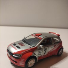 Slot Cars: SCALEXTRIC SLOTER OPEL CORSA. Lote 271702323