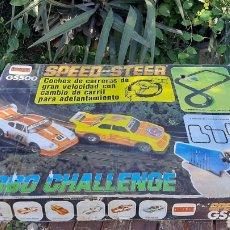 Slot Cars: SPEED-STEER GS 500 DE COMANSI (AURORA AFX) COMPLETO. Lote 272028933
