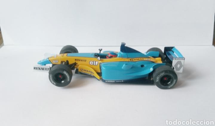Slot Cars: RENAULT F1 TEAM - R23 - FERNANDO ALONSO- HORNBY- N8 ELF- - Foto 2 - 272330703