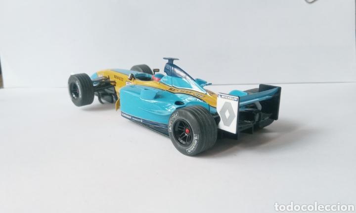 Slot Cars: RENAULT F1 TEAM - R23 - FERNANDO ALONSO- HORNBY- N8 ELF- - Foto 3 - 272330703