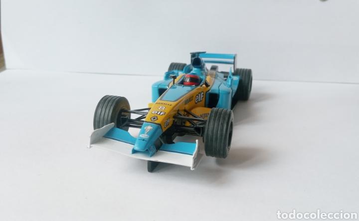 Slot Cars: RENAULT F1 TEAM - R23 - FERNANDO ALONSO- HORNBY- N8 ELF- - Foto 4 - 272330703