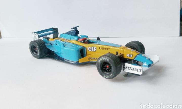 Slot Cars: RENAULT F1 TEAM - R23 - FERNANDO ALONSO- HORNBY- N8 ELF- - Foto 5 - 272330703