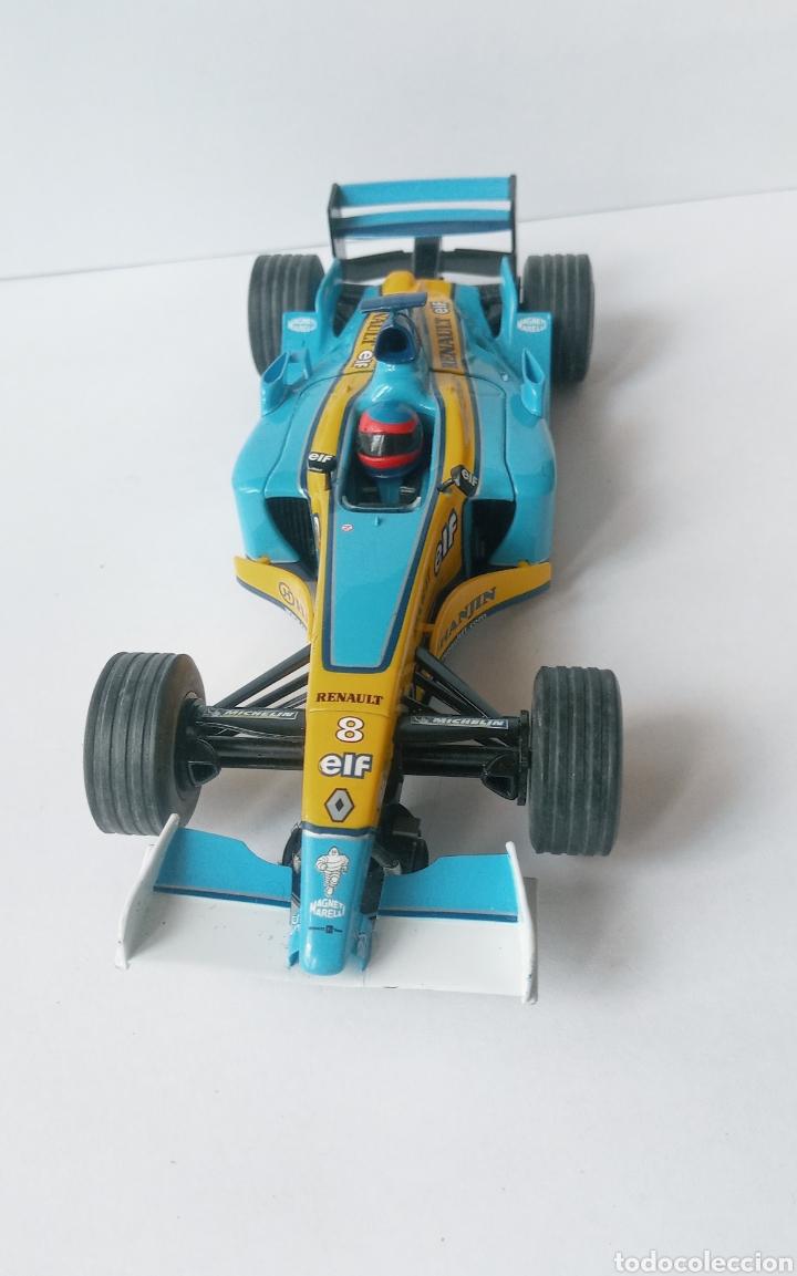 Slot Cars: RENAULT F1 TEAM - R23 - FERNANDO ALONSO- HORNBY- N8 ELF- - Foto 6 - 272330703