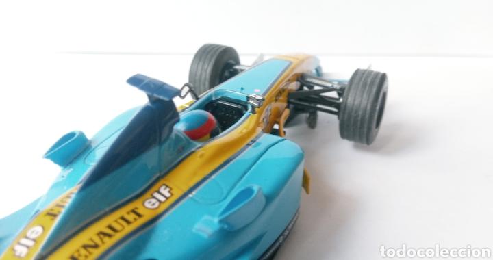 Slot Cars: RENAULT F1 TEAM - R23 - FERNANDO ALONSO- HORNBY- N8 ELF- - Foto 10 - 272330703