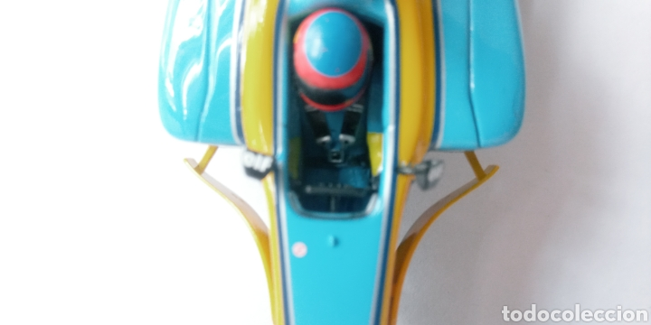 Slot Cars: RENAULT F1 TEAM - R23 - FERNANDO ALONSO- HORNBY- N8 ELF- - Foto 14 - 272330703