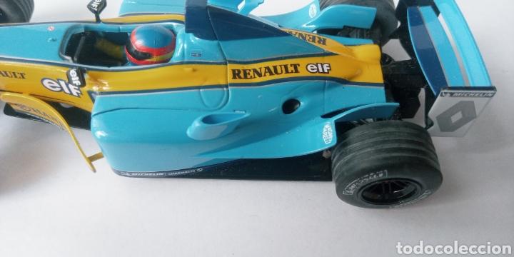 Slot Cars: RENAULT F1 TEAM - R23 - FERNANDO ALONSO- HORNBY- N8 ELF- - Foto 19 - 272330703