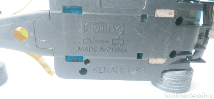 Slot Cars: RENAULT F1 TEAM - R23 - FERNANDO ALONSO- HORNBY- N8 ELF- - Foto 21 - 272330703
