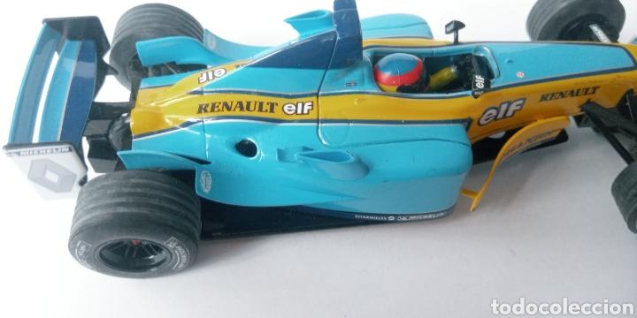 Slot Cars: RENAULT F1 TEAM - R23 - FERNANDO ALONSO- HORNBY- N8 ELF- - Foto 22 - 272330703