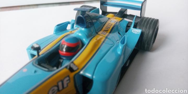 Slot Cars: RENAULT F1 TEAM - R23 - FERNANDO ALONSO- HORNBY- N8 ELF- - Foto 24 - 272330703