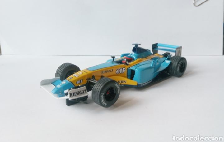 RENAULT F1 TEAM - R23 - FERNANDO ALONSO- HORNBY- N8 ELF- (Juguetes - Slot Cars - Magic Cars y Otros)
