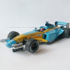 Slot Cars: RENAULT F1 TEAM - R23 - FERNANDO ALONSO- HORNBY- N8 ELF-. Lote 272330703