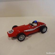 Slot Cars: CARTRIX. F1 MASERATI 250 F ROJO.. Lote 273749368