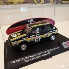 Slot Cars: SPIRIT. VW GOLF BP. REF. 0701503. Lote 274661618