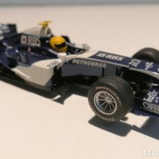 Slot Cars: HORNBY SLOT CAR F1 WILLIAMS FW 26. Lote 275792473