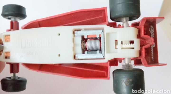 Slot Cars: BRABHAM/ ALFA ROMEO BT 46- PARMALAT - POLISTIL- PARA PISTAS ELÉCTRICAS - Foto 11 - 277666973